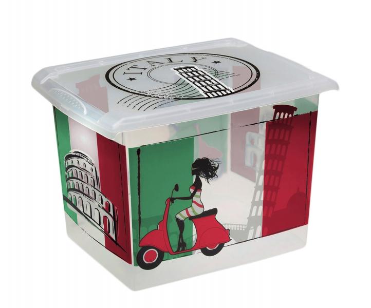 Keeeper Plastový box Taliansko - 20,5l