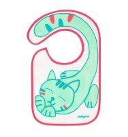 BabyOno Podbradník Flavor EXPLORER - mačička