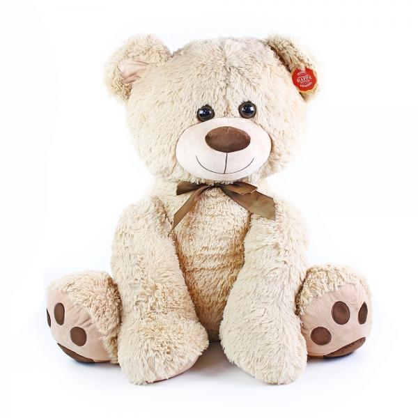 Velký plyšový medvěd Bruno 64 cm