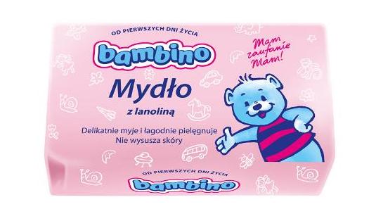 NIVEA Detské mydlo BAMBINO s lanolínou