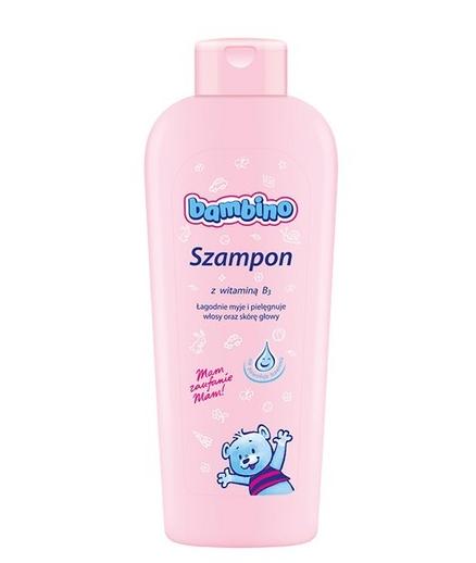 NIVEA Detský šampon BAMBINO - s vitamínom B3
