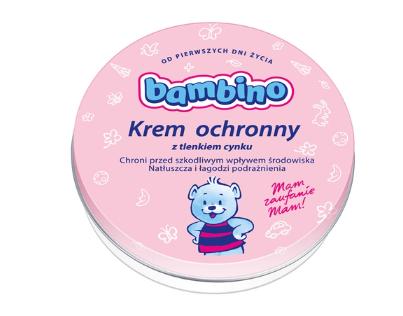 NIVEA Detský ochranný krém BAMBINO - 150 ml
