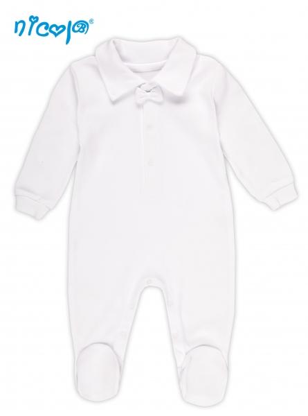 Dojčenský bavlnený overal EXCELLENT BOY, roz. 74-74 (6-9m)