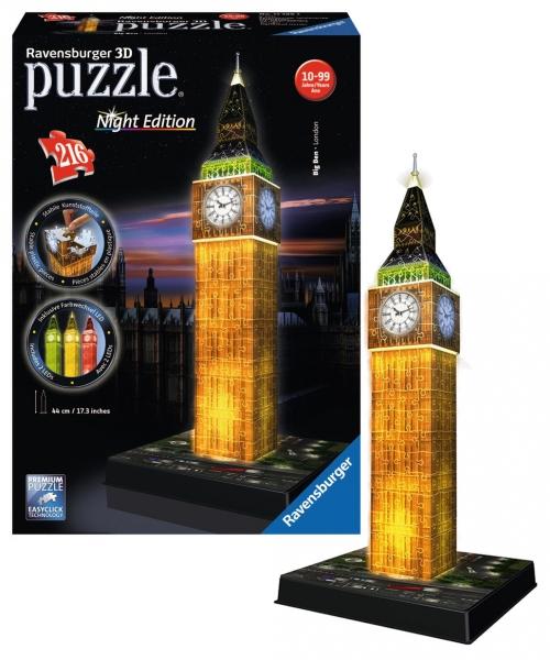 Puzzle 216 - 3D Big Ben
