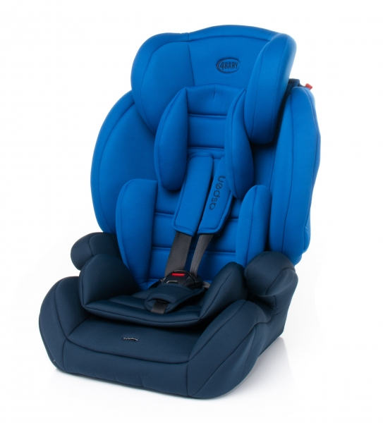 Autosedačka 4 BABY ASPEN - 9-36 - modrá