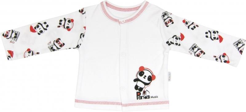 Bavlnená košieľka Panda, roz. 80-80 (9-12m)