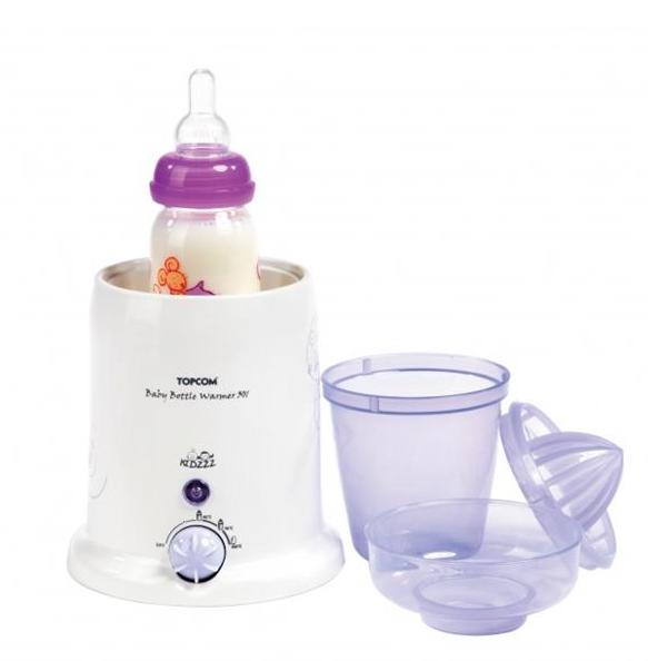 TOPCOM Ohrievač dojčenských fliaš a sterilizátor 3 v 1