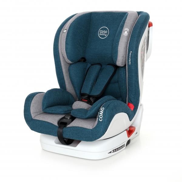 Coto Baby Autosedačka 9-36kg Como Isofix - Green / Melange - 2018