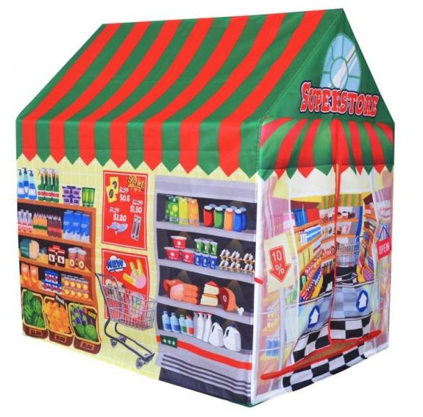 Detský stan - Supermarket