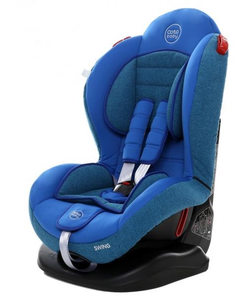 Autosedačka Coto Baby Swing 9-25kg. 2018 - Blue