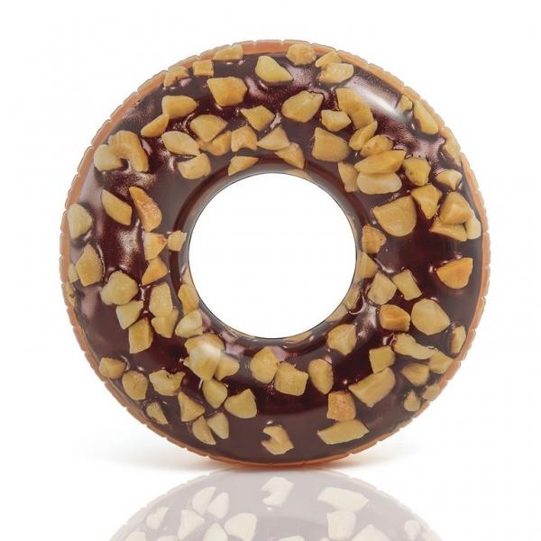 Rappa Nafukovací kruh donut 114 cm