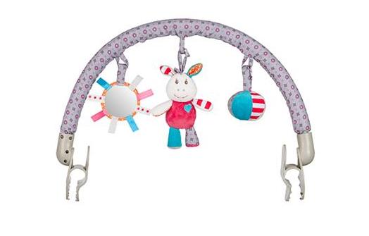 BabyOno Oblúk s hračkami Frankie