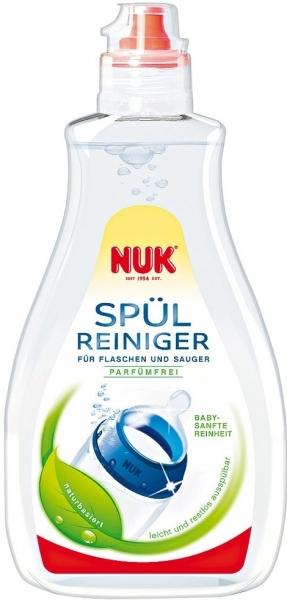 NUK Umývací prostriedok na fľaštičky a cumlíky 500 ml