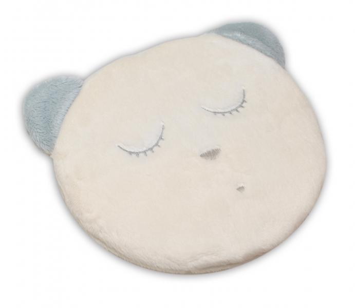 Šumiaci maznáčik Macko Sleep - smotanový