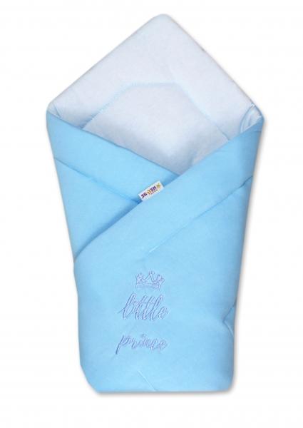 Rýchlozavinovačka Little Prince - jersey - modrá