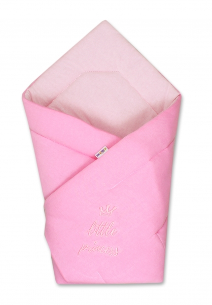 Rýchlozavinovačka Little Princess - jersey - růžová