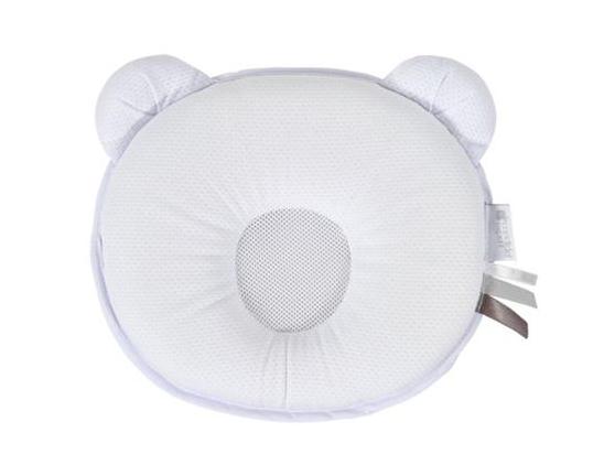 Memory vankúšik Panda Air - biely