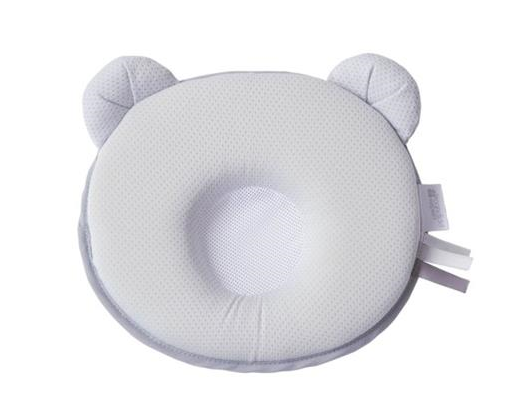 Memory vankúšik Panda Air - sivý