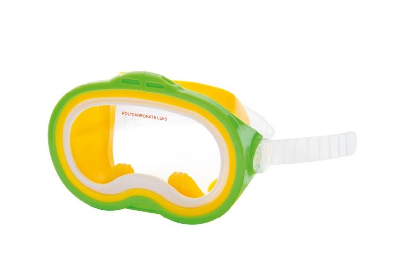 Rappa Okuliare potápačské KLASIK detské, 2 druhy