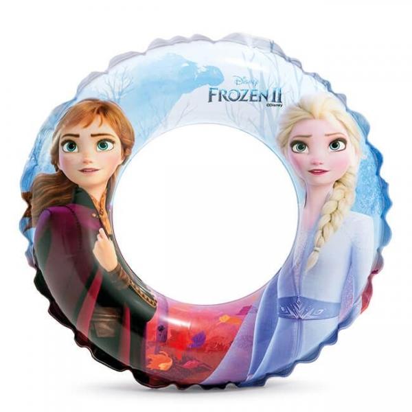 Intex Nafukovacie koleso Frozen - Ľadové kráľovstvo 51 cm