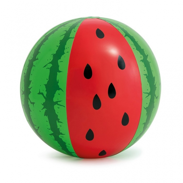 Intex Nafukovacia lopta vodný melón, 107 cm