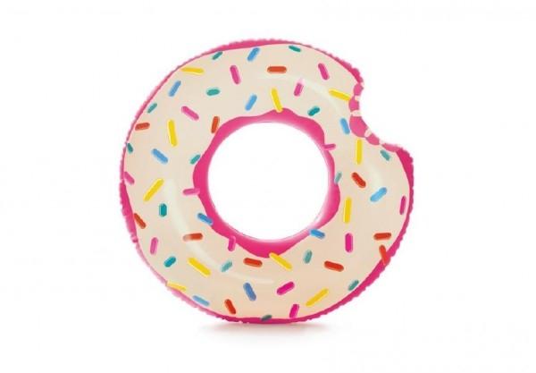 Kruh donut nafukovacie 107x99cm 9+