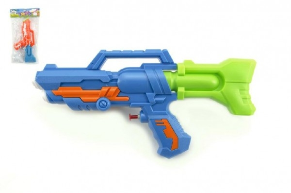 Teddies Vodné pištole plast 32cm asst 2 farby v sáčku