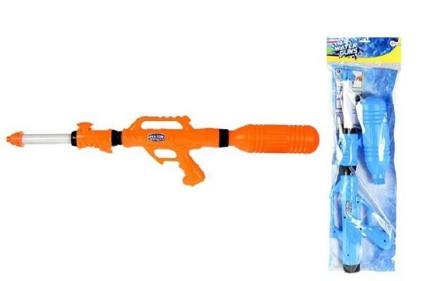 Teddies Vodné pištole plast 47cm v sáčku