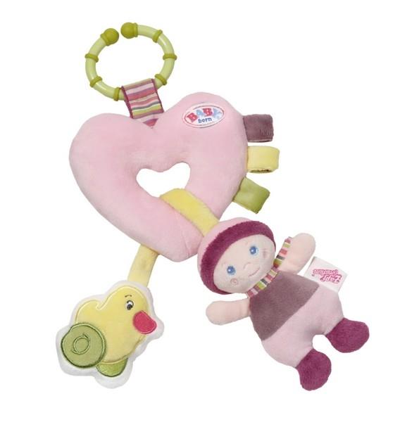 BABY BORN srdce s aktivitami pre miminku