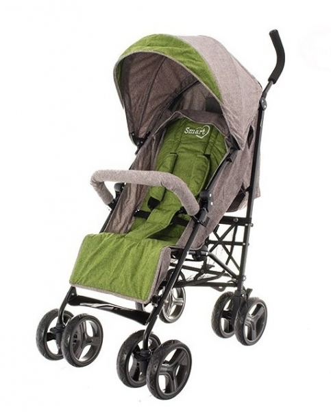 Euro Baby Športový kočík SMART - khaki, K19