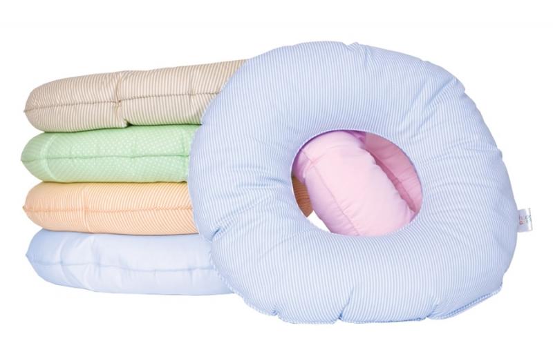 Popôrodné vankúš Cebuška - rôzne farby