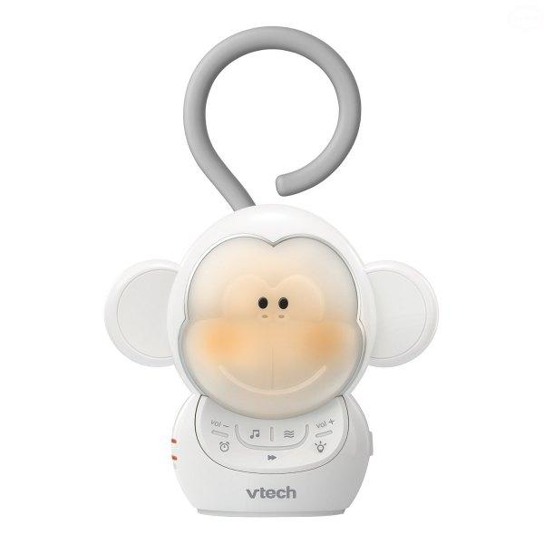 VTECH Uspávacia opička Myla - biela