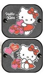 Disney Tienidlo do auta bočnej - Hello Kitty