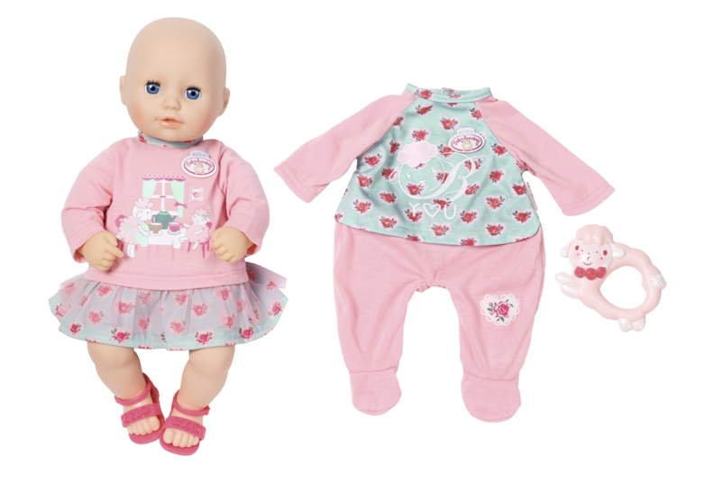 Rappa My First Baby Annabell Bábika s oblečky1