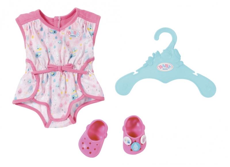 Pyžamko a papučky BABY born