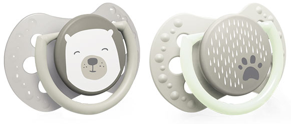 Canpol babies Cumlíky 0-3 m Buddy Bear - béžové