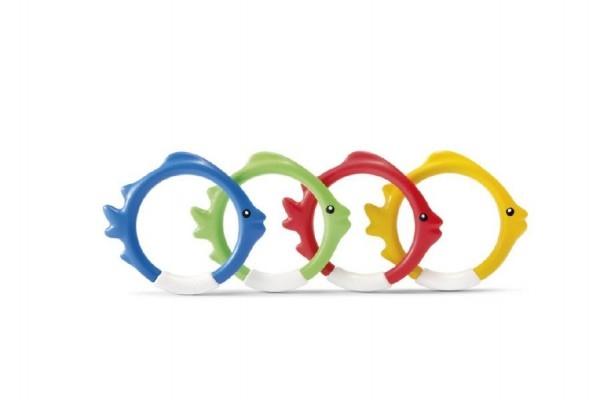 Teddies Zábavné kruhy/ryby pre potápanie vo vode