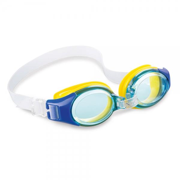Rappa Okuliare plavecké, 3 - 8 rokov, 3 farby
