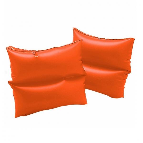 Nafukovacie rukávniky oranžové 3 - 6 rokov