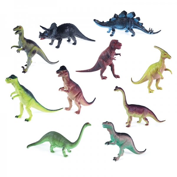 Rappa Dinosaurus 25-35 cm, 10 druhov