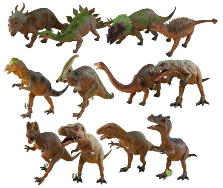 Rappa Dinosaurus obor, 45 - 51 cm