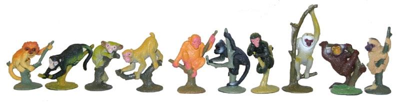 Rappa Opice, 10 ks v sáčku