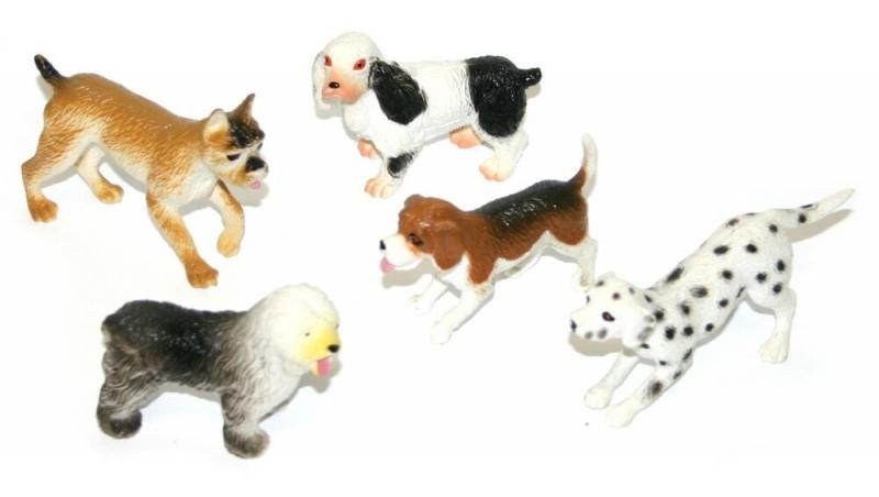 Rappa Psy väčší, 5 ks v sáčku