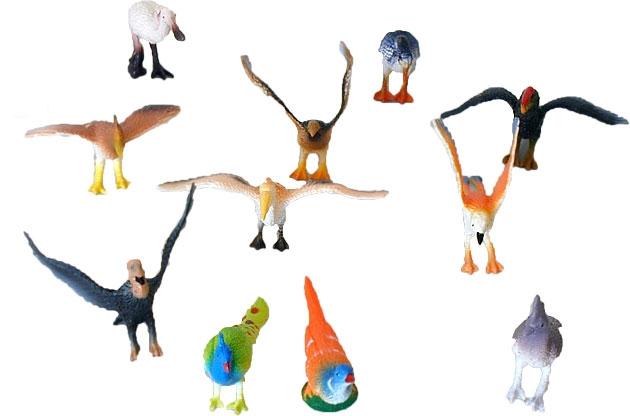 Rappa Vtáky, 12 ks v sáčku