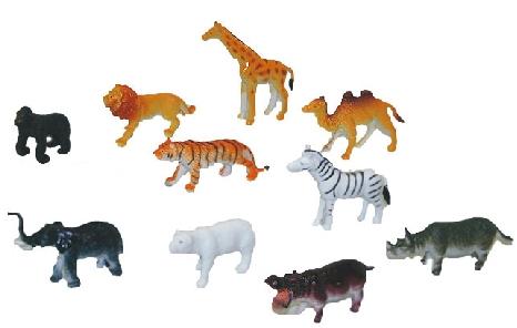 Rappa Zvieratá divoká, 10 ks v sáčku