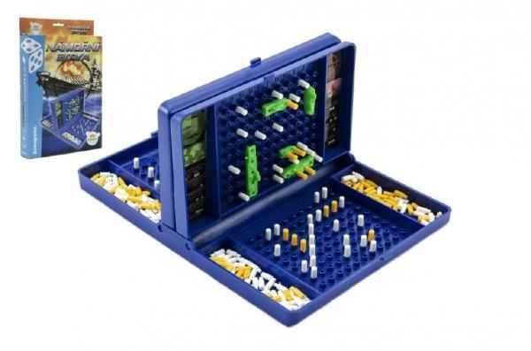 Teddies Námorná bitka spoločenská hra v krabici 19x29x3,5cm