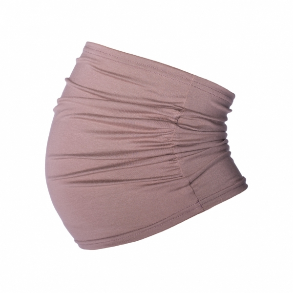 Be MaaMaa Těhotenský pás - béžový, vel´. L/XL-L/XL