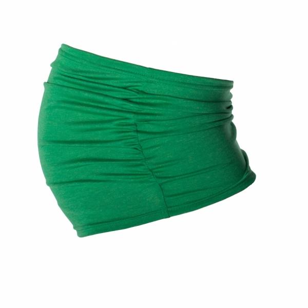 Be MaaMaa Těhotenský pás - zelený, vel´. L/XL-L/XL