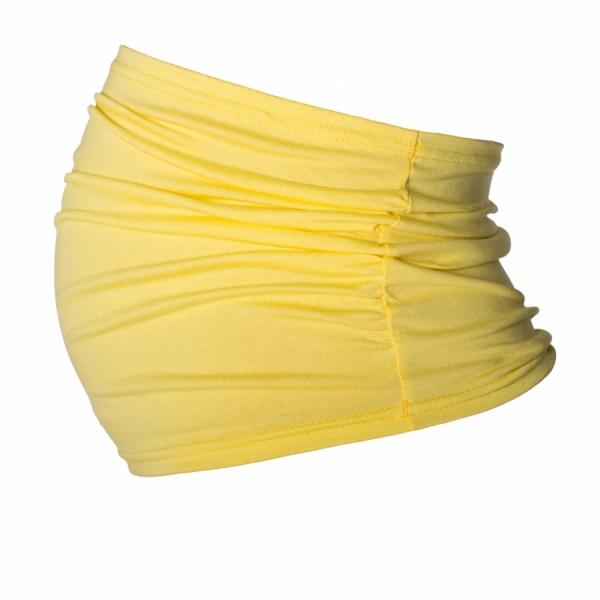 Be MaaMaa Těhotenský pás - žltý, vel´. L/XL-L/XL