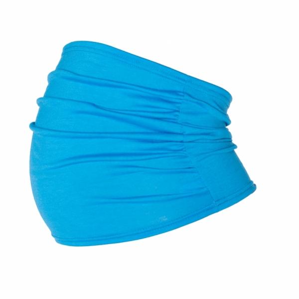 Be MaaMaa Těhotenský pás - sv. modrý, vel´. L/XL-L/XL